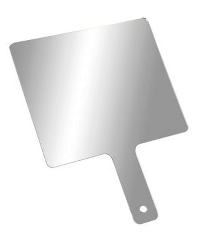 Espejos de mano accesorios de est tica y peluquer a for Espejos cuadrados pequenos