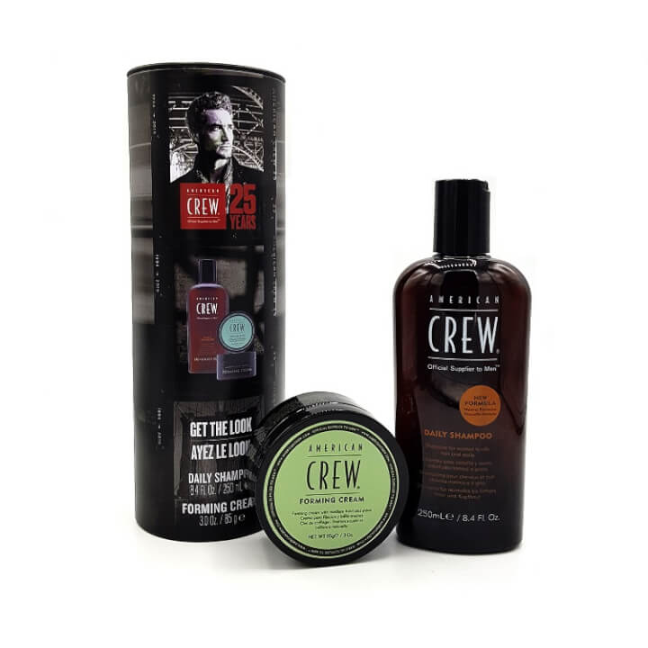 Daily Duo: Pack Daily Duo Shampoo + Forming Cream American Crew
