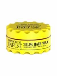 Gel Immortal Styling Hair Wax para pelo y barba